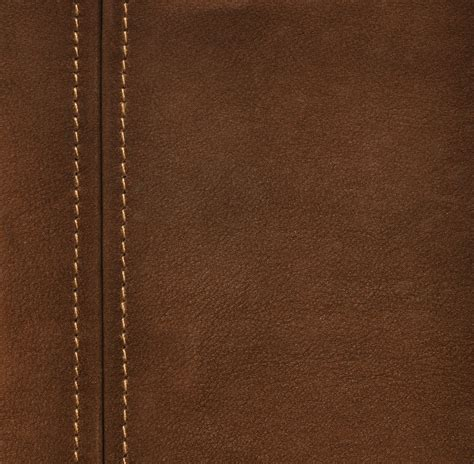 leather wallpaper leather brown leather background textures seam thread hd wallpaper