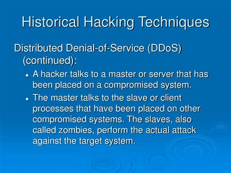 attacking network protocols a hacker s guide to capture analysis and exploitation books ppt types of attacks hackers motivations and methods