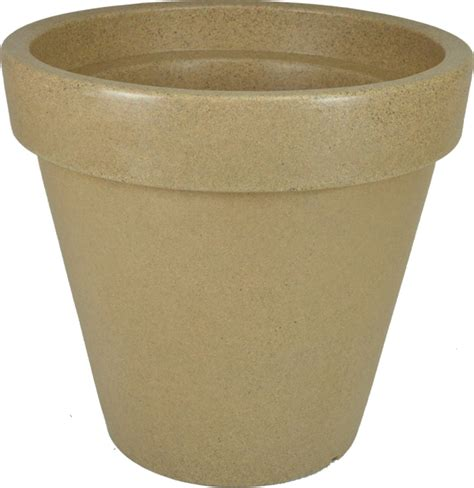 Sandstone Planter by The Classic Planter In Sandstone