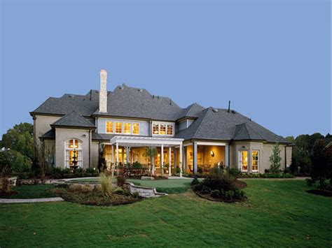 modern country home plans modern french house plans