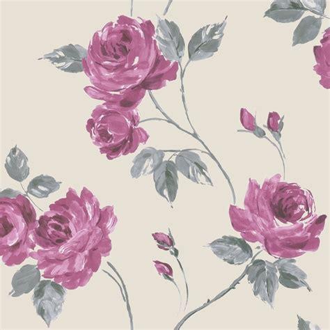 wallpaper pink and cream designer selection romance wallpaper pink cream grey
