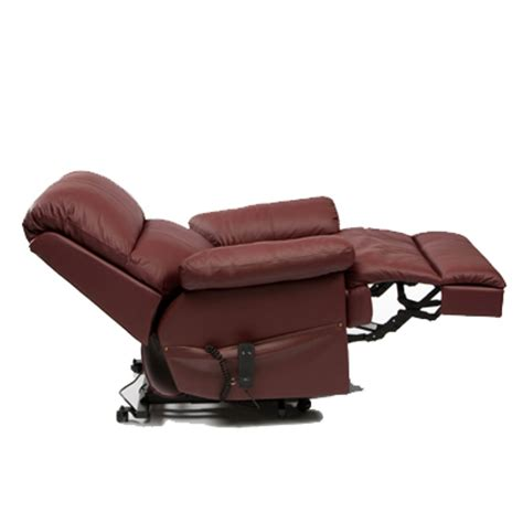 luxury recliners leather the added benefits of the lars luxury wall hugger riser