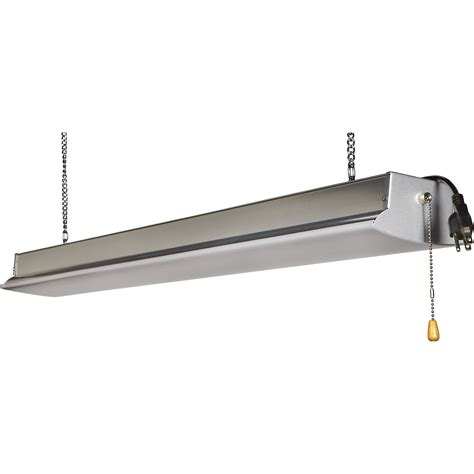 4 fluorescent shop light fixture step van led shop light fixtures