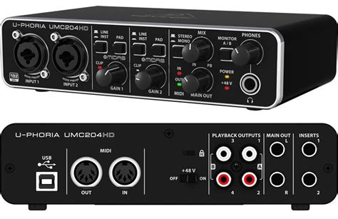 Sound Card Usb Behringer best cheap audio interface sound card for simulators