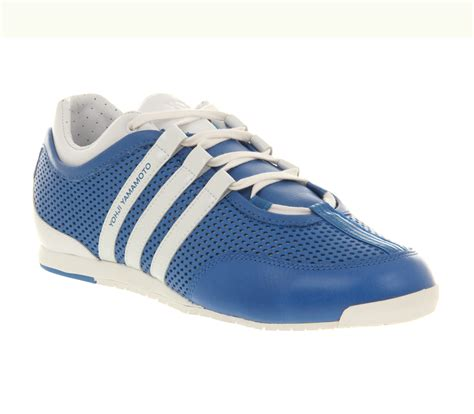 adidas y3 adidas y3 boxing low air force blue white his trainers