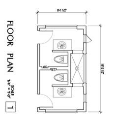His and Hers Master Bathroom Floor Plans, master bedroom