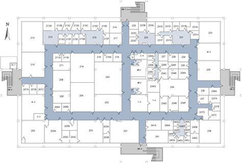 csu building floor plans 2nd floor california state university stanislaus