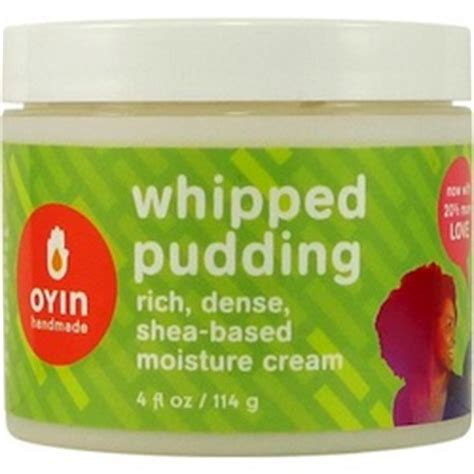 Oyin Handmade Pudding - 5 fall coily hair products slide 6