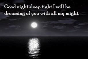 The Goodnight Quotes Messages For Him Saying Images