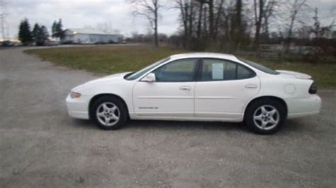 find used 2002 pontiac grand prix se sedan 4 door 3 1l in