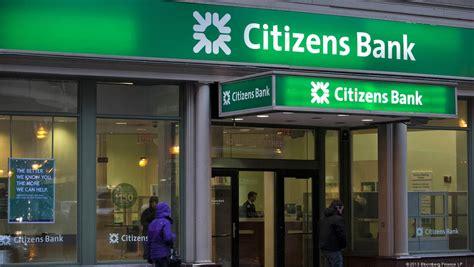 citizen bank citizens closes ipo by raising 3 46b philadelphia