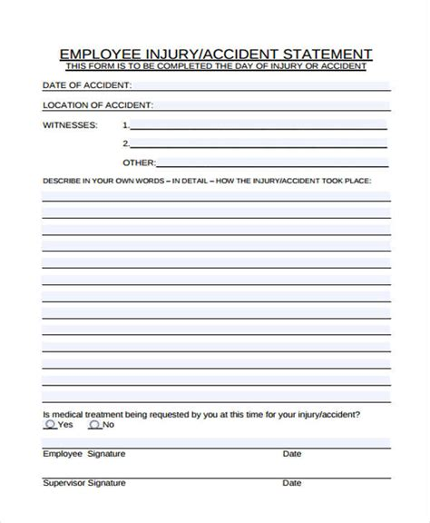 100 self certification sickness form template 23