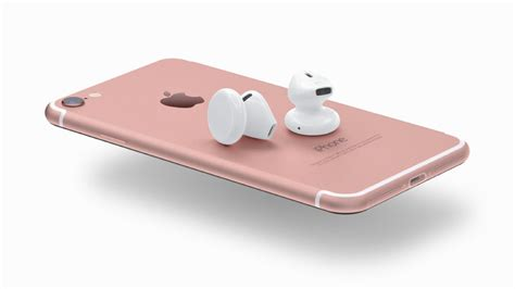 iphone airpods official iphone 7 ios 10 airpods