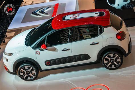 nuova c3 interni nuova citroen c3 feel 3 limited edition una vettura