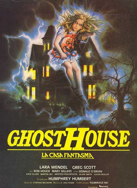 film ghost house ghosthouse movie posters from movie poster shop