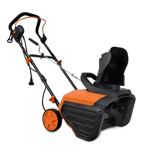 wen snowblaster 18 in electric snow blower 5662 the