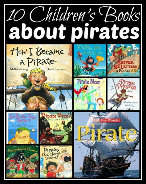 themes in children s stories 10 children s books about pirates