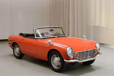 honda convertible 1966 honda s600 convertible hyman ltd cars