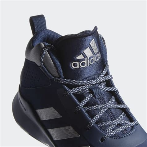 adidas cross em   wide shoes grey adidas
