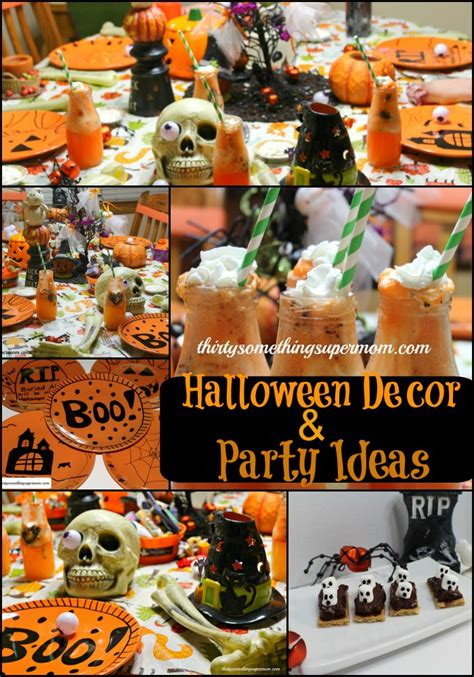 halloween party themes 2015 spooky halloween party tablescape ideas