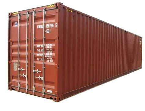 container 40 piedi misure interne container 40 high cube