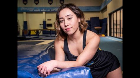 katelyn ohashi viral floor ucla gymnast katelyn ohashi rediscovers joy via her viral