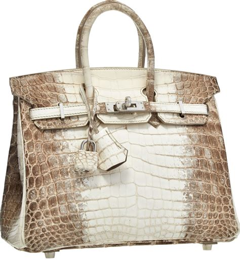Tas Hermes Birkin Croco Nilo Himalaya 8 celebrate the season with 1 000 gorgeous accessories at the heritage auction