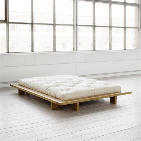 buy japanese futon the minimalist karup japan bed complements any decor slat