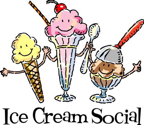 ice cream clipart ice cream social clipart