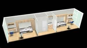 Metal Frame Homes Floor Plans habitable container house habitable house container