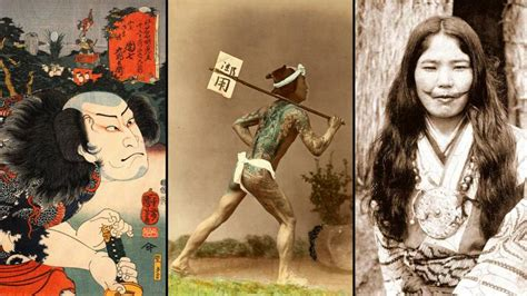 old tattoo lyrics culture japan inked should the country reclaim its tattoo culture