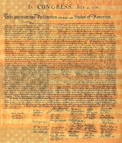 printable version declaration of independence declaration of independence text printable version www