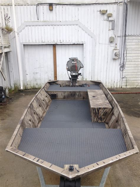 gator tail duck boats for sale 35hp gatortail w 16 5 seaark the hull truth boating