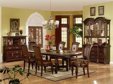 Dining Room Sets With Buffet Dining Room Formal Dining Room Sets And Buffet Formal