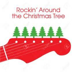 20 rockin around the christmas tree clip art