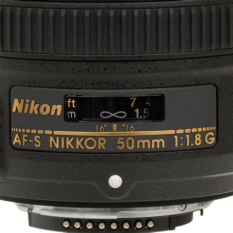 Af S Nikkor 50mm F 1 8g nikon af s nikkor 50mm f 1 8g pccomponentes