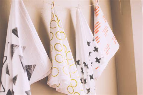 Handmade Tea Towels - tea towels