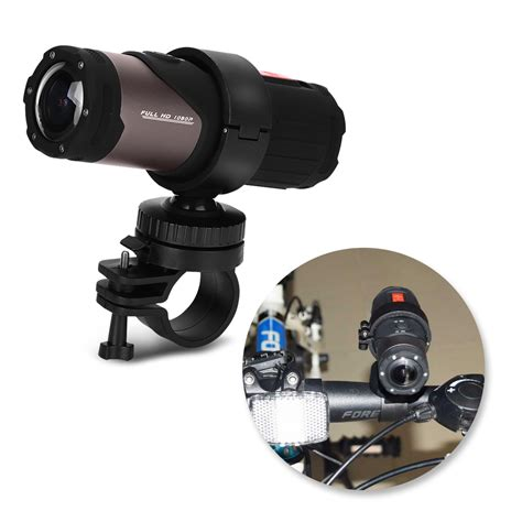 motocross helmet camera 12mp full hd 1080p waterproof wifi sport action camera