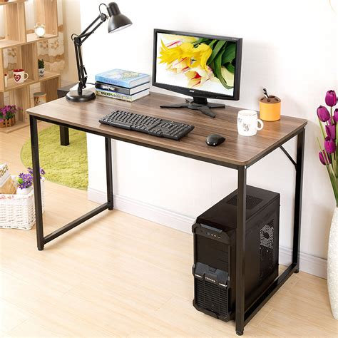Simple Desks For Home Office Patriarch Simple Desktop Computer Desk Home Office Desk Simple Desk Cheap Hotels Notebook