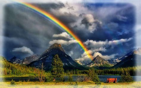 imagenes naturales de arcoiris arcoiris en im 225 genes de paisajes en primavera im 225 genes