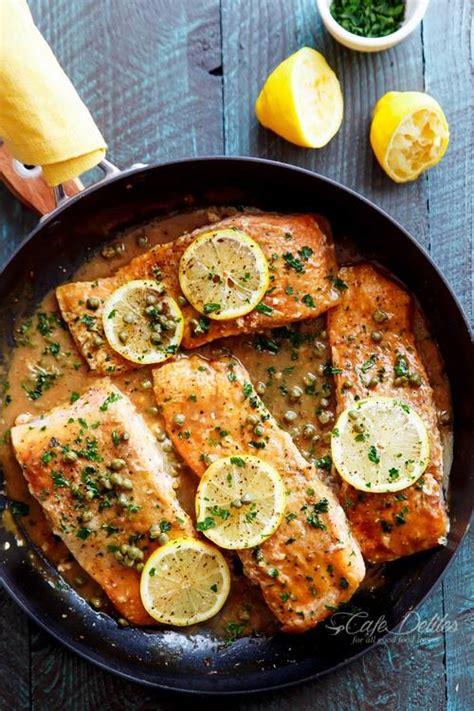 foodista  healthy salmon recipes  prepare  lent