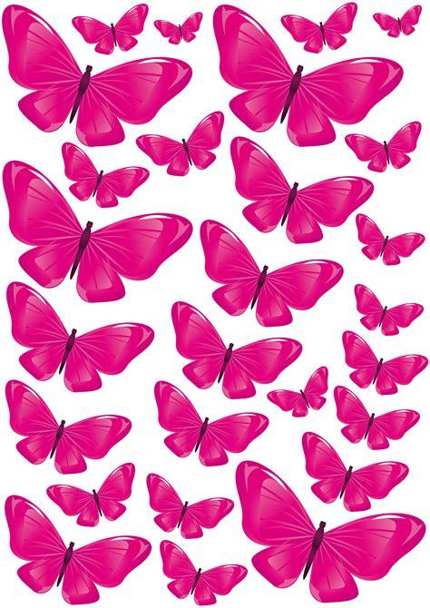 imagenes de mariposas color rosa modelo de mariposas en tonos rosas mariposas medianas y