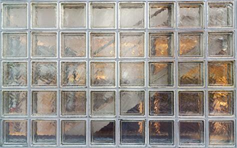 wand aus glasbausteinen glass block windows compare types save money modernize