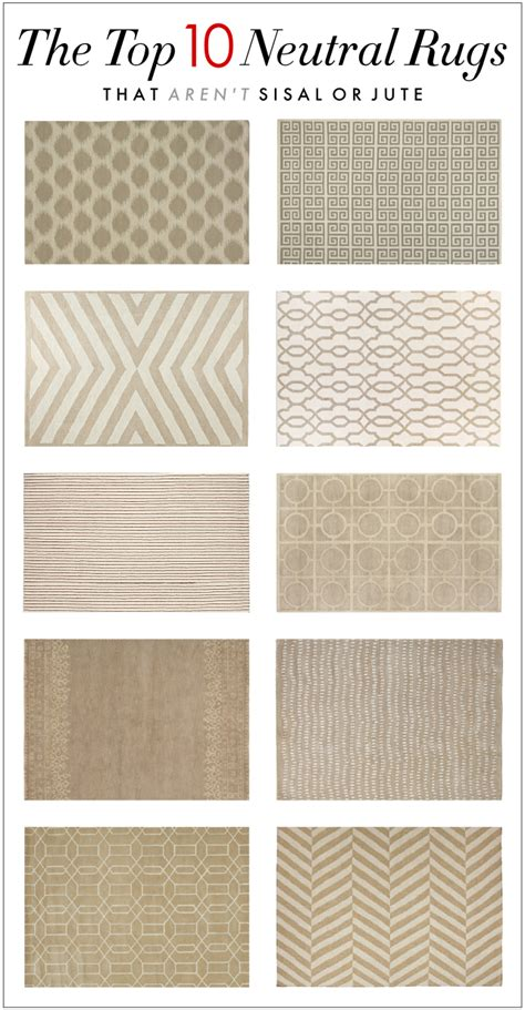nursery rugs neutral the top 10 neutral rugs that aren t sisal or jute jayson jayson norton all your neutral