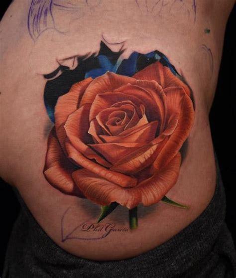 the rose tattoo pdf rib by phil garcia tattoos