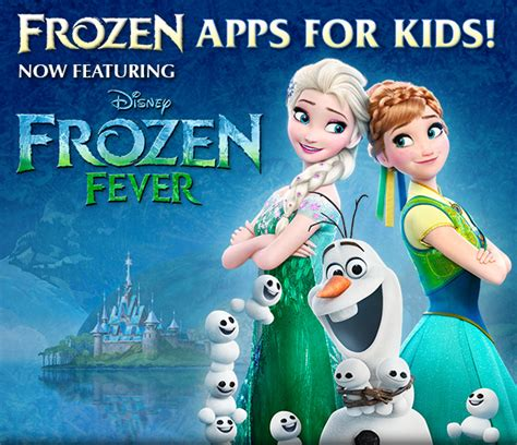 Play Pad Frozen Fever 2 In 7 Disney Cruise Line New Frozen Fever Apps For Milled