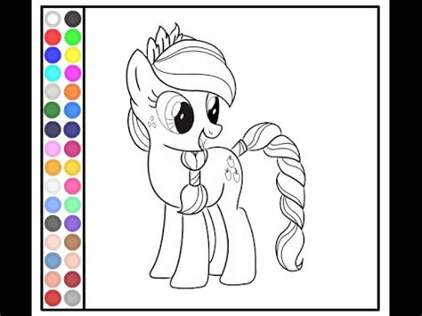 painting my pony my pony painting mlp coloring pages