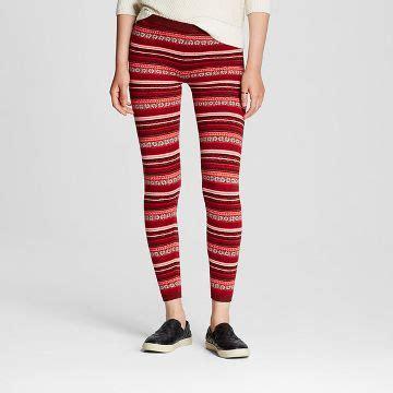 mossimo patterned leggings juniors pants women s clothing target