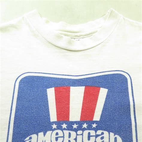 T Shirt Radio 2 Wisata Fashion Shop vintage 80s american top 40 t shirt mens m hanes usa made radio the clothing vault