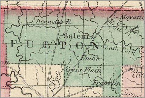 Fulton County Civil Search Ozarks Civil War Counties